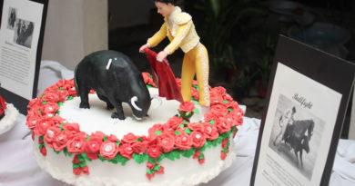 El Hogar de la Buena Comida: MICARS had a Spanish Feast Fit for a Queen